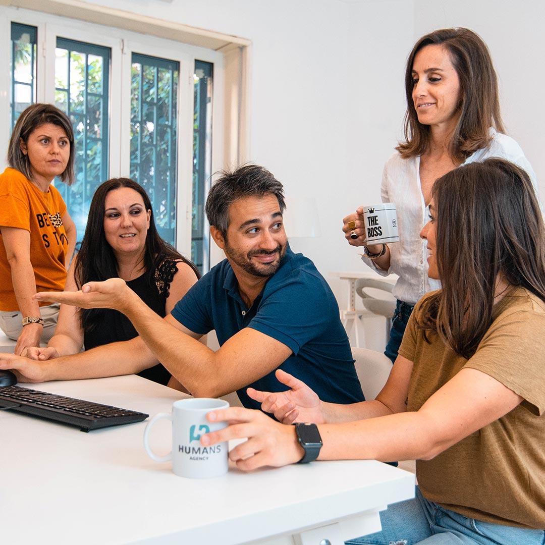 Team Humans Agency e Academy